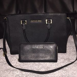 Michael Kors purse & wallet-can be sold separately